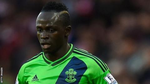 Senegal and Southampton forward Sadio Mane