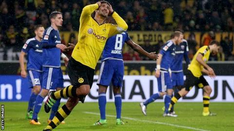 Borussia Dortmund defender Mats Hummels