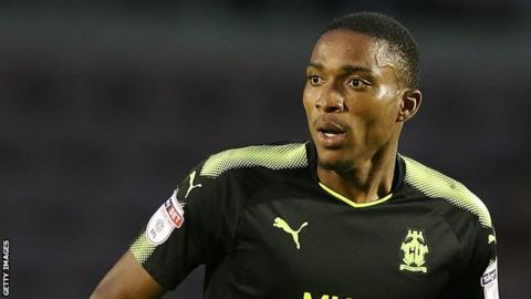 Jevani Brown has made four appearances for Cambridge United this season