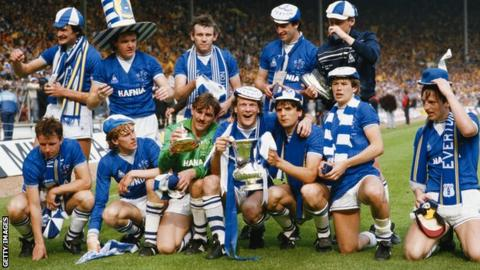 Everton FA Cup