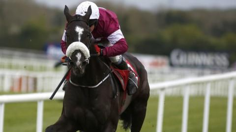 Don Cossack was a comfortable winner of the big race at Down Royal