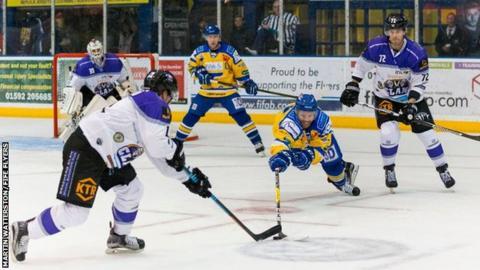 Braehead Clan impressed in both victories over Fife Flyers this weekend