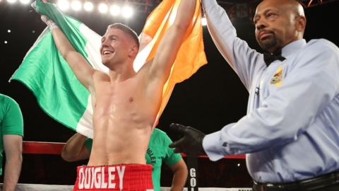Jason Quigley is part of Oscar De La Hoya's Golden Boy Promotions stable