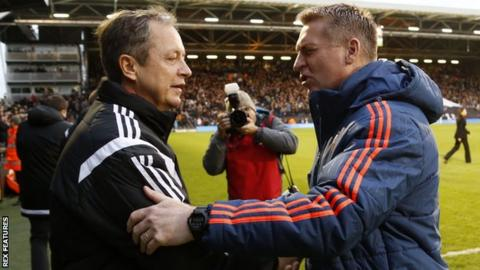 Stuart Gray and Dean Smith