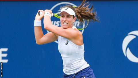 Svitolina grounds Konta to keep title defense on course