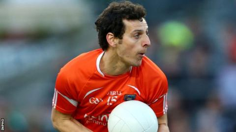 Jamie Clarke is one of the most talented forwards in modern day gaelic football