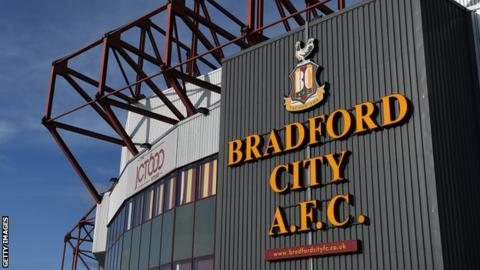 Kai Bruenker Bradford City Sign German Striker For Undisclosed Fee