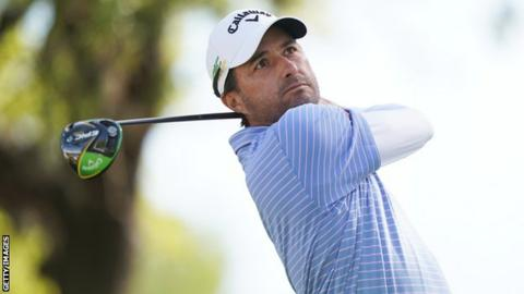 Kevin Kisner in the WGC Match Play final