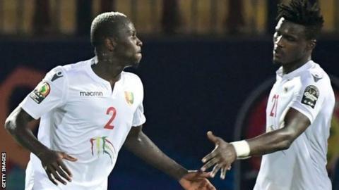 AFCON: Guinea FA blasts Super Eagles over Naby Keita's injury
