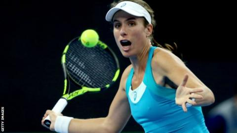 Johanna Konta has struggled for form in recent matches
