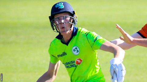 Harry Tector top-scored for Ireland with 47