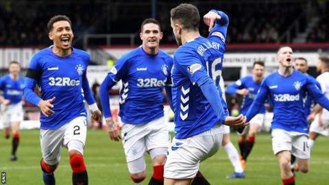 Steven Gerrard 'hugely frustrated' after Rangers draw with Dundee