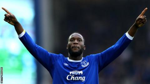 843055e6e02b Romelu Lukaku: Everton striker says goodbye before Man Utd move ...