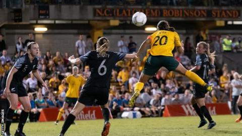 Australia & New Zealand launch bid to host 2023 Women's World Cup
