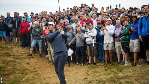Rory McIlroy will compete in 2020 Irish Open after missing this year's event