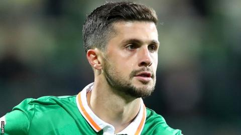 Shane Long has made 71 appearances for the Republic of Ireland
