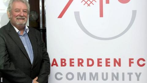 James Knowles is vice chair of the Aberdeen community trust, which was formed in 2014