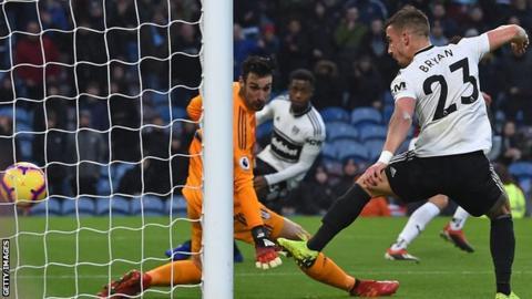 Burnley 2-1 Fulham: Clarets win crucial relegation battle
