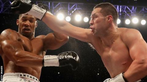 Joseph Parker pulls out of Dereck Chisora fight because of illness