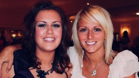 Gemma and Rhonda Jones