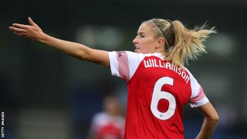 Arsenal's Leah Williamson believes women's sport will get a lot of public support this summer.