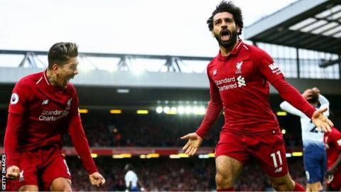 Liverpool: Mohamed Salah 'not bothered' by lack of goals