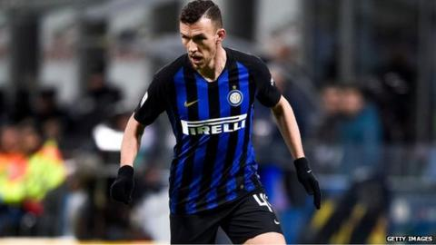 Internazionale's Ivan Perisic submits transfer request after Arsenal offer rejected