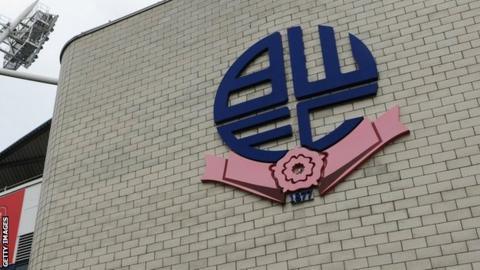 Bolton Wanderers' University of Bolton Stadium