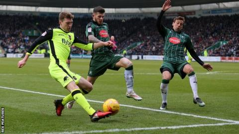 Plymouth v Exeter