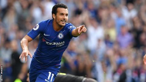 Chelsea beat Cardiff City 4-1 in Premier League encounter