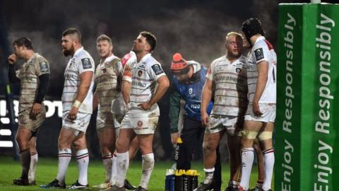 Tigers' 39-0 defeat against Castres in the south of France was their first nilling since losing 43-0 to Glasgow Warriors in the Anglo-Welsh Cup almost a year ago