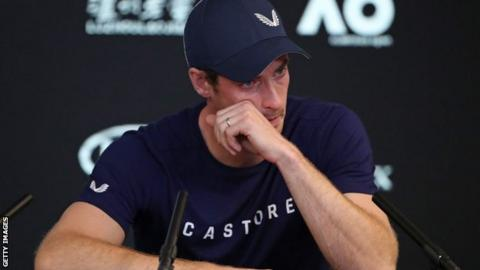 Andy Murray hopes to make singles return later this year