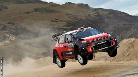 Kris Meeke will start his challenge for the WRC title in Monte Carlo next month