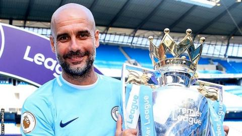 Pep full of praise for Kompany