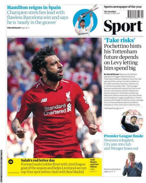 Monday's Guardian