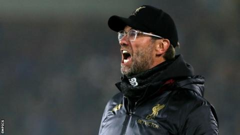 Klopp calls Mourinho world's most successful manager