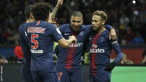 Paris St-Germain: French club appeals to Cas over Uefa's FFP investigation