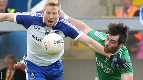 Monaghan and Fermanagh will contest the Ulster SFC opener in 2017