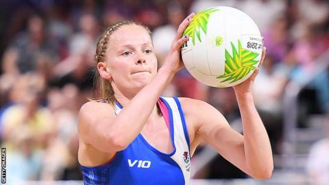 Scotland have never been so high in the International Netball Federation standings