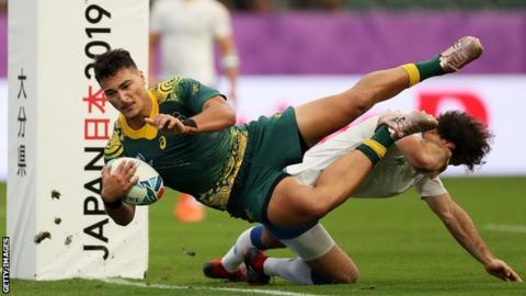 Rugby Jordan Petaia