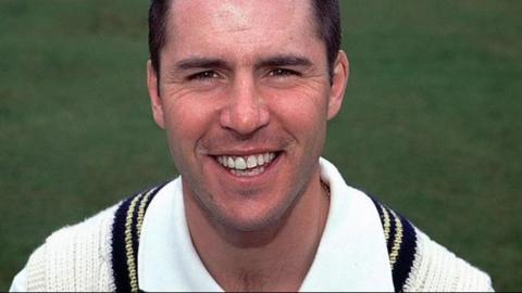 Adrian Shaw pictured during his playing days for Glamorgan