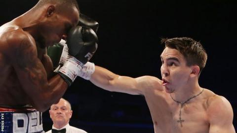 Michael Conlan to fight Nicola Cipolletta in Las Vegas on 20