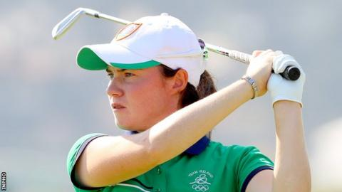 Leona Maguire: County Cavan golfer relishing pro homecoming at World Invitational