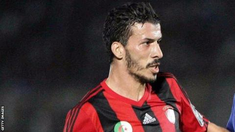 USM Alger are the form team going into the final