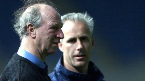 Man united news  football news  football transfer and rumours Jack Charlton and Mick McCarthy