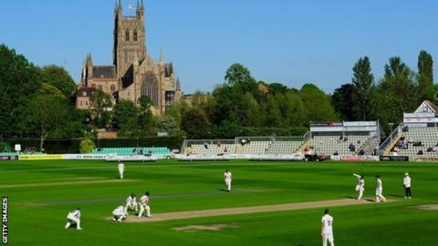 Worcester's New Road has staged first-class county cricket since 1899