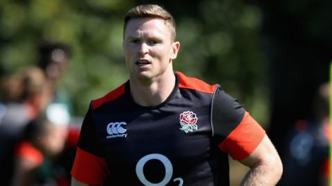 Chris Ashton of England faces disciplinary hearing