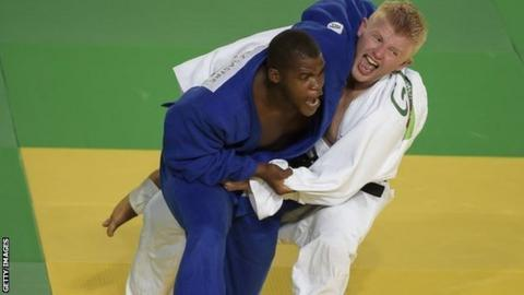 Skelley came fifth at Rio 2016