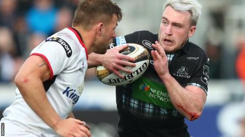 Cunningham felt Glasgow seized momentum in the early stages