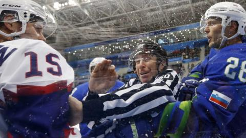 Slovenia ice hockey team
